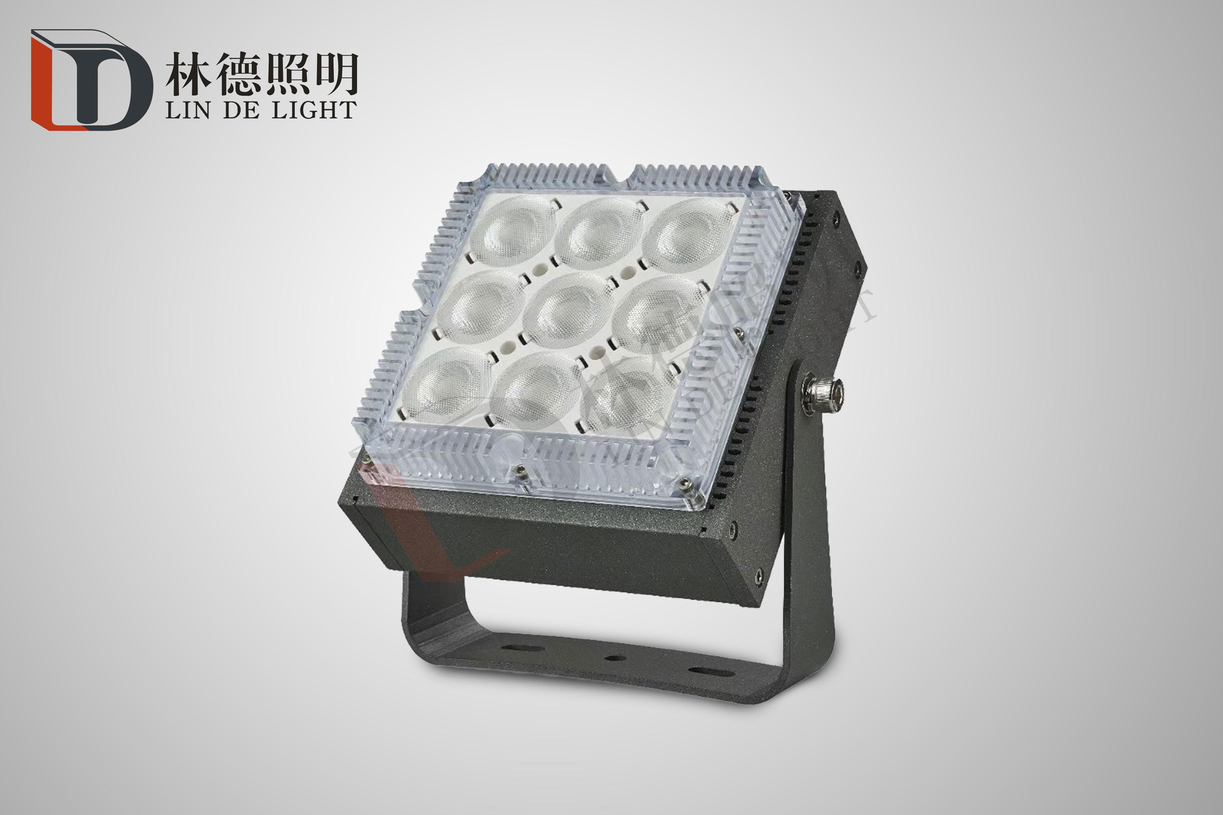 方形投光灯9W