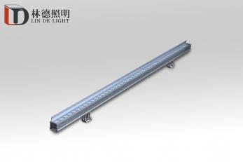 深圳中国风结构防水线性洗墙灯