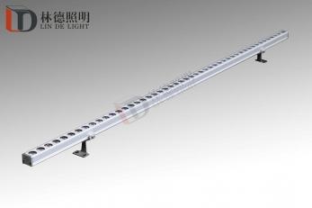 结构防水线性洗墙灯
