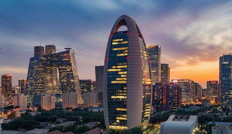 High-rise landmark project